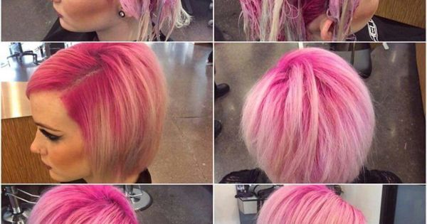 Pink shadow root | hair! | Pinterest | Shadows, Roots and Pink