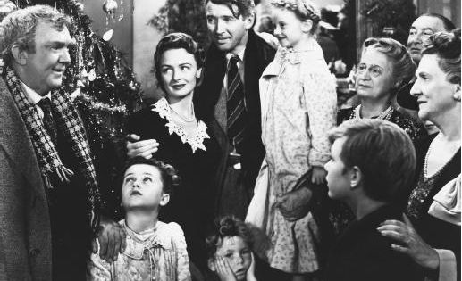 It 39 S A Wonderful Life Usa 1946 Directed By Frank Capra Starring James Stewart Donna Reed