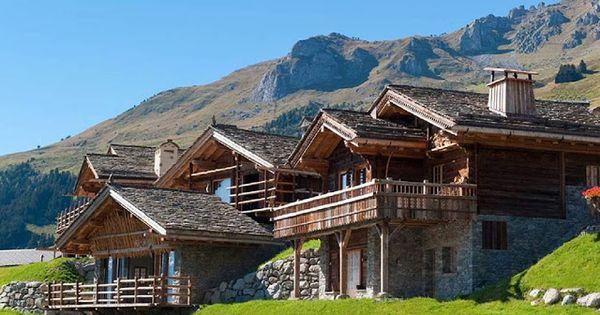 luxus villa mit bergblick im schweizer alpen verbier schweiz architecture pinterest. Black Bedroom Furniture Sets. Home Design Ideas