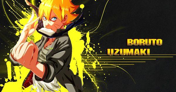 Boruto Hd Wallpaper Gambar Anime Wallpaper Naruto Gambar