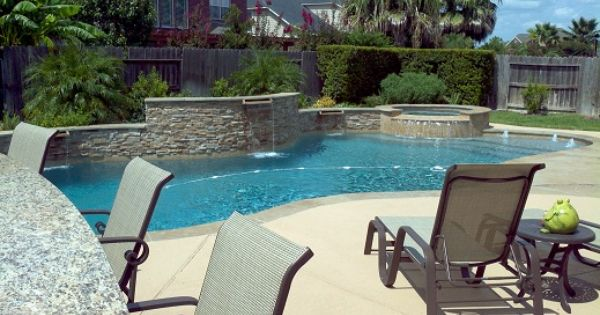 CINCO RANCH KATY TEXAS Houston Swimming Pool Builder By