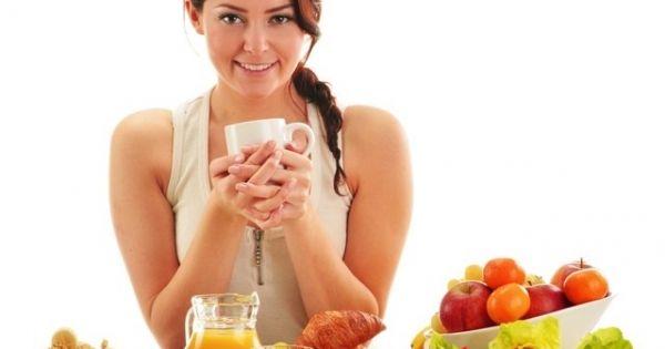 сбалансированное питание для похудения для женщин меню