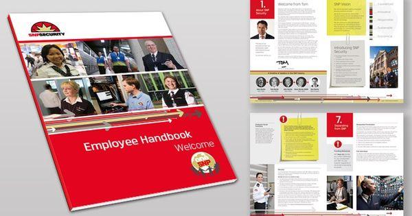 how to create an employee handbook free