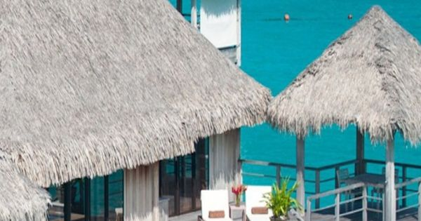 future beach house! Ocean House at St. Regis, Bora Bora