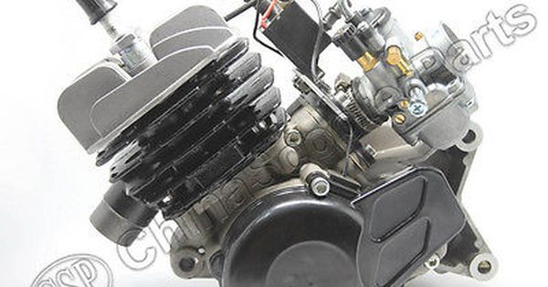 50cc Air Cooled Engine For Ktm 50 50sx 50 Sx Pro Senior Dirt Pit Cross Bike Atv Cool Motorcycles 50cc Motorcycle Engine