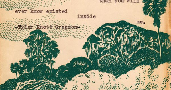 ...i love you... Typewriter Series 63 by Tyler Knott Gregson