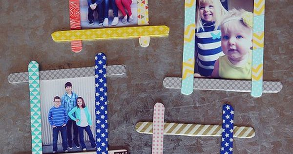 7 cool creations to make with popsicle sticks for Cool popsicle stick creations