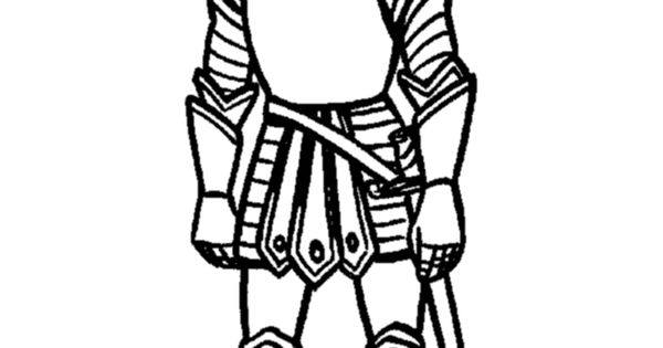 fantasy coloring pages eagles knights - photo#32