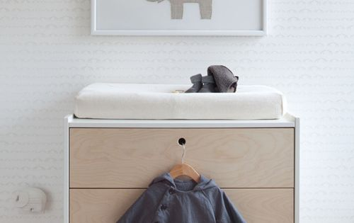 couleurs neutres kids rooms pinterest chambre d 39 enfant scandinave images d 39 l phant et. Black Bedroom Furniture Sets. Home Design Ideas