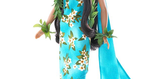 Princess of the Pacific Islands™ Barbie® Doll | Barbie Collector $19.95