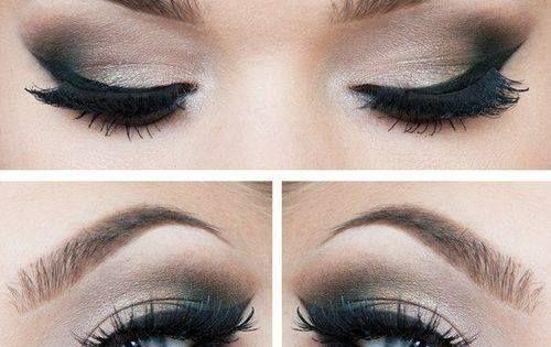 maquillage des yeux comment maquiller des yeux bleus wear pinterest makeup eye and hair. Black Bedroom Furniture Sets. Home Design Ideas