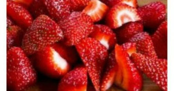 Easy Strawberries Romanoff | Strawberries, Family Love and My Family