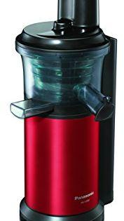 Panasonic MJ L500NXC Slow Juicer with
