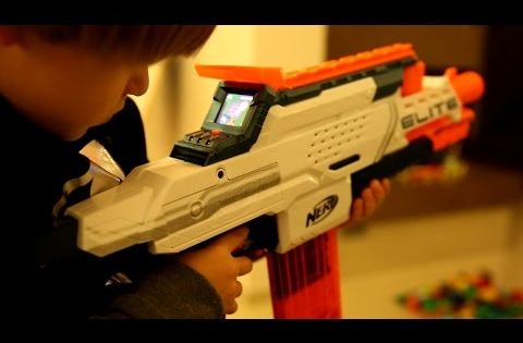 Coolest Toy In The World : Best nerf gun toy ever elite cam ecs arcadius
