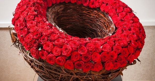 valentine flowers groupon