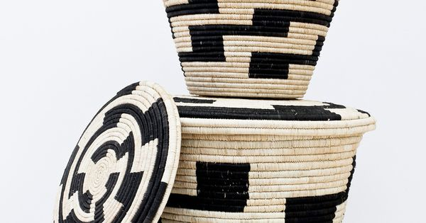 Basket Weaving Example Of Which Industry : Sauda baskets small or large weaving patterns a