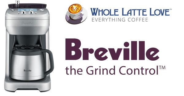 Breville Coffee Maker The Grind Control : Review: Breville the Grind Control Coffee Maker Coffee Makers Pinterest Coffee maker ...