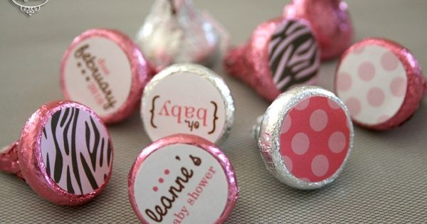 Another bday party idea! Bag these in a cute goodie bag and