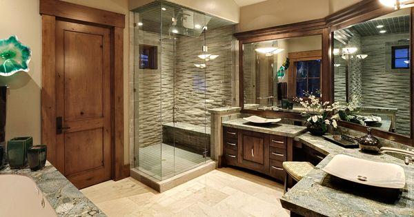 162 white pine new build traditional bathroom salt for Bath remodel salt lake city