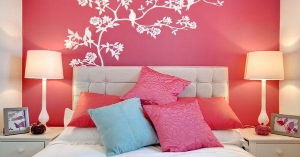 Combinaci n de colores para dormitorios p jaros y camas - Combinacion de colores para habitaciones ...