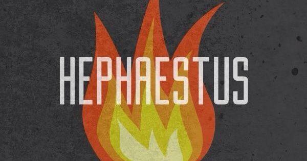 Hephaestus symbol | Percy jackson | Pinterest | Why not ...