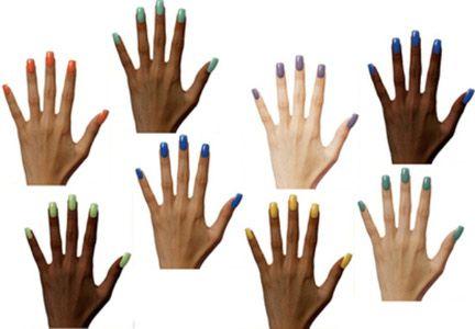 Best Nail Polish Colors For Olive Tan Light Medium Skins Skin