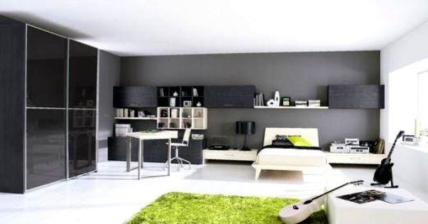 Decoracion de habitaciones modernas juveniles para m s - Decoracion habitaciones juveniles modernas ...