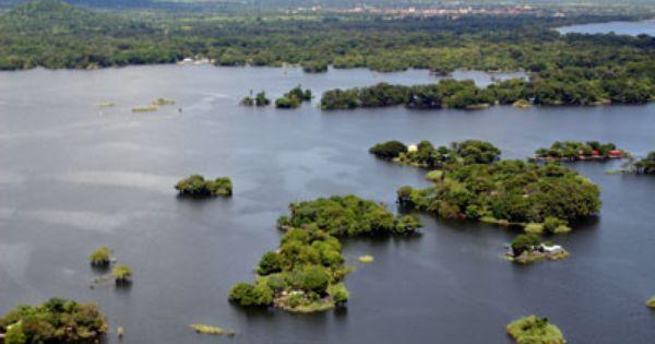 Las Isletas De Granada Nicaragua Lago Nicaragua Granada Nicaragua Nicaragua