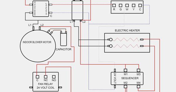 New Wiring Diagram Kompresor Ac Diagram Diagramtemplate Diagramsample Basic Electrical Wiring Thermostat Wiring Electrical Wiring Diagram