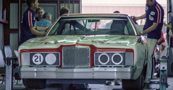 Bill Fox Chevrolet >> Meanwhile back in the garage of David Pearson | NASCAR, Cars and Mercury montego