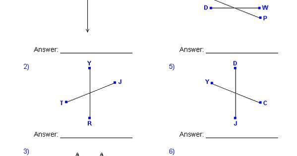 identifying perpendicular lines worksheets math aids com pinterest worksheets and math. Black Bedroom Furniture Sets. Home Design Ideas