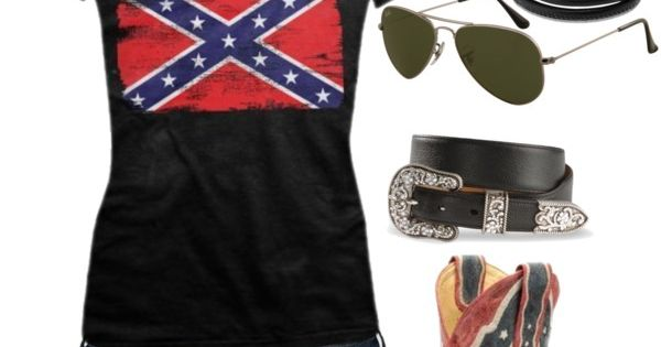 """Rebel Child"" by hotcowboyfan liked on Polyvore | Southern ..."