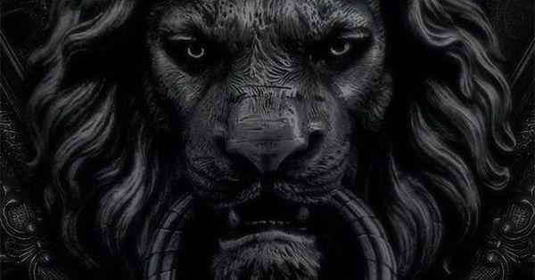 Lion Door Knocker Decoration Pinterest Lion Door