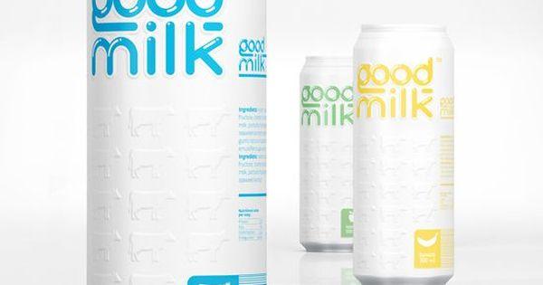 Good Milk Packaging Design