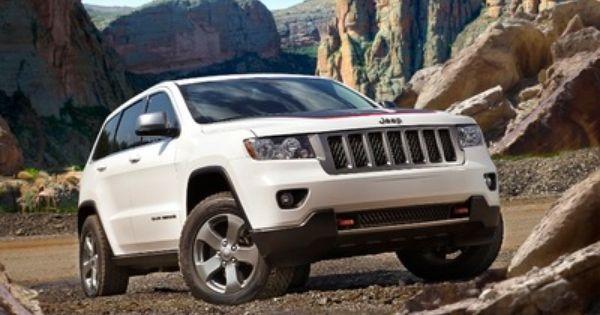 2013 Jeep Grand Cherokeetrailhawk The Grand Cherokee Trailhawk