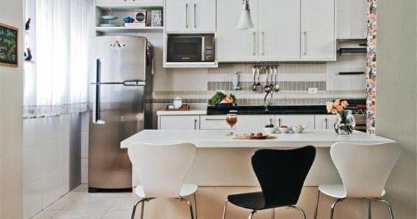 Cocina americana para apartamentos peque os cocina for Cocina apartamento pequeno