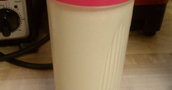 For those morning when you are running late- Breakfast Coffee Protein Shake: