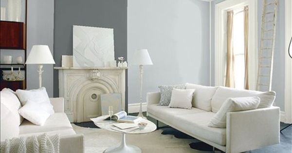 Look At The Paint Color Combination I Created With Benjamin Moore Via Benjamin Moore Wall Pebble Living Room Paint Living Room Colors Benjamin Moore Colors