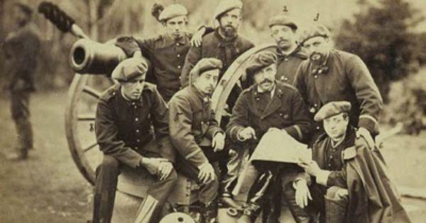Carlistas Spain Civil War Historia De La Fotografia Soldados Fotografia