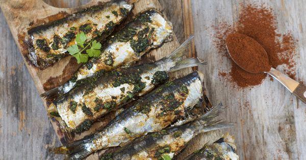 Como preparar unas deliciosas sardinas al horno ali adas - Como cocinar sardinas ...