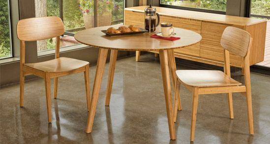 15+ Bamboo dining table and chairs price Trending