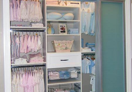 nice closet orginization