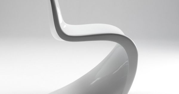 200 verner panton style stuhl fiberglas in hochglanz chair pinterest panton chair. Black Bedroom Furniture Sets. Home Design Ideas