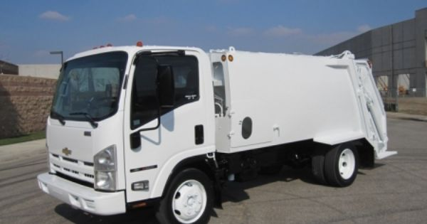 2009 Chevy New Way 8 Yard Rear Loader For Sale By Prince Motors Garbage Truck Trucks Trucks For Sale