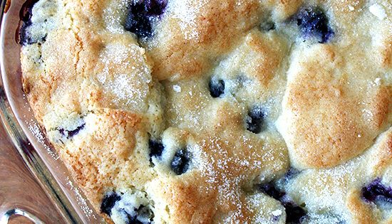 Blueberry Breakfast Casserole/ Buttermilk-Blueberry Breakfast Cake Serves 6-8 ½ cup unsalted butter,
