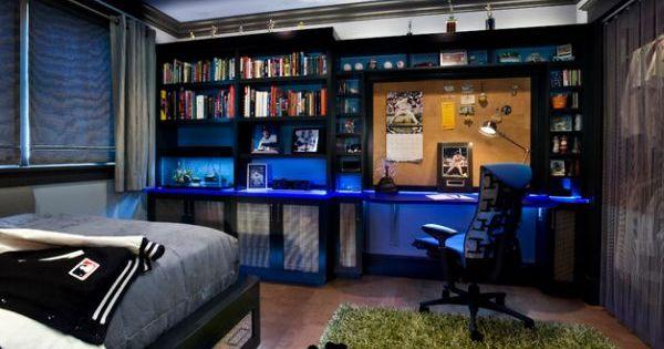 jugendzimmer f r jungs einrichtung beleuchtung ideen kevin pinterest jugendzimmer. Black Bedroom Furniture Sets. Home Design Ideas
