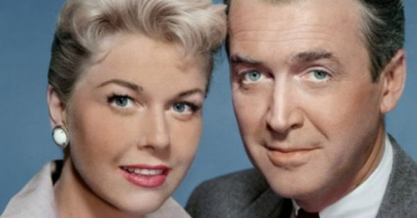 Doris Day and James Stewart, 'The Man Who Knew Too Much' (1956).