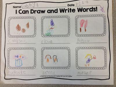 1000+ ideas about Writing Center Kindergarten on Pinterest ...