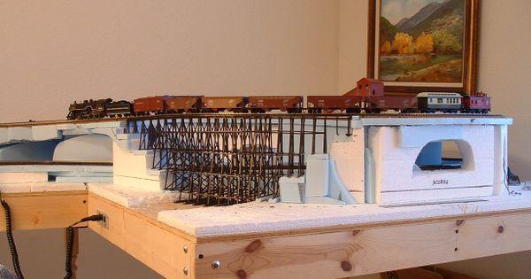 Model Train Benchwork Layout Plans Pdf For Sale O N Ho G Z