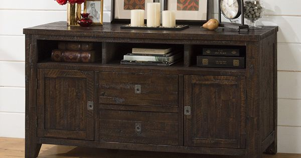 Coffee Kona 60 Tv Console Mealey 39 S Furniture Pinterest Consoles Adjustable Shelving And